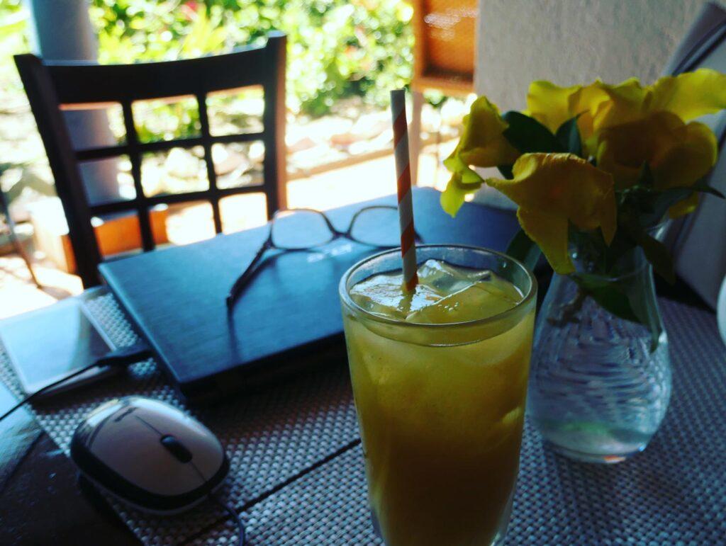 WiFi in the Café