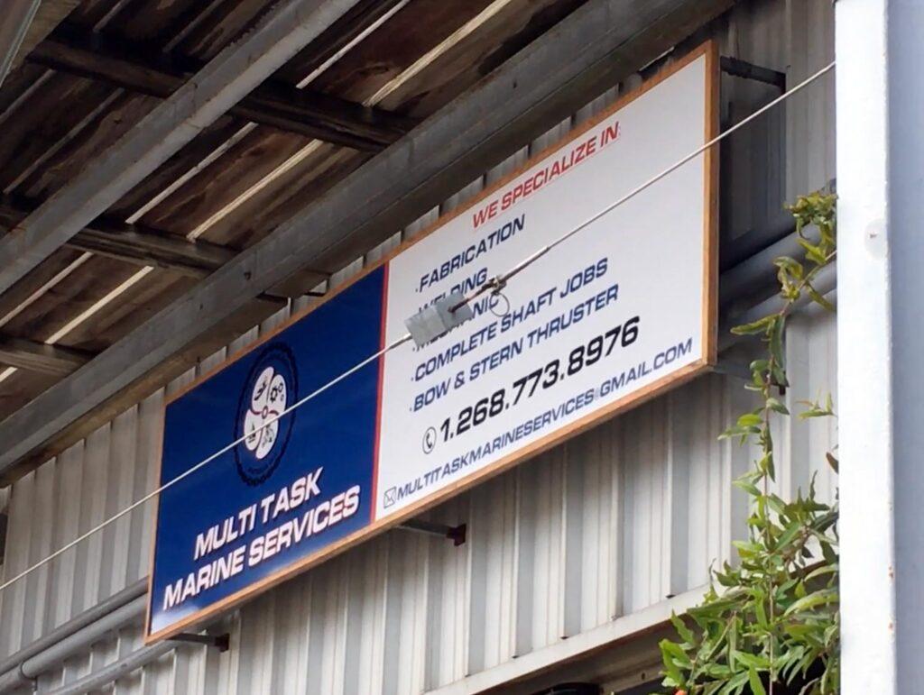 Multi Task Marine Services