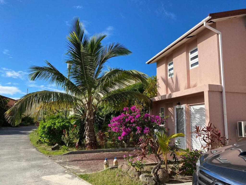 Jolly Harbour villa for rent